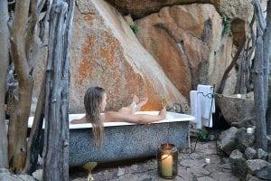Zimbabwe Rock Bath
