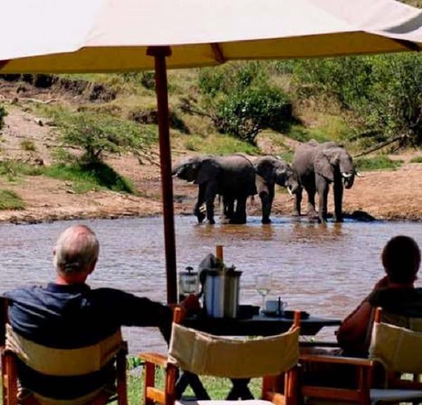 Kenya Bush Romance View