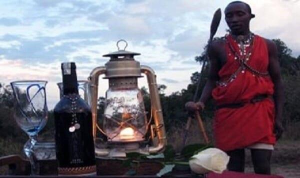 Migration Photography Safari In Maasai Mara Warrior Sundowner