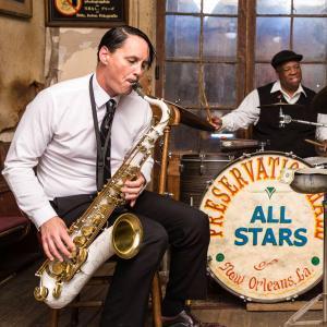 Deep South Delta Blues Jazz Band