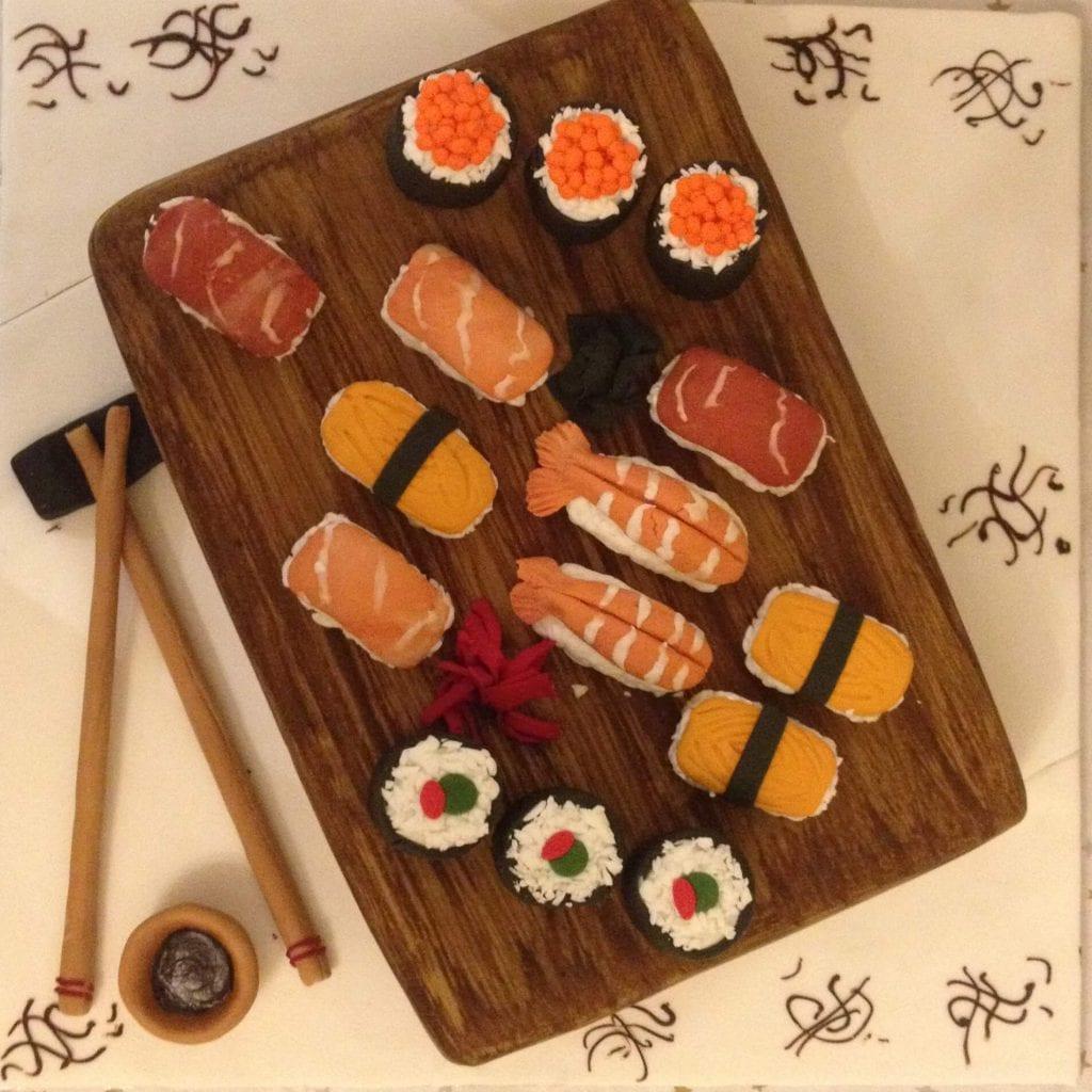 Japan Real Food Tour Sushi