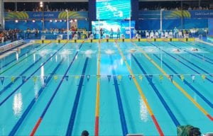 Major Events Swimming