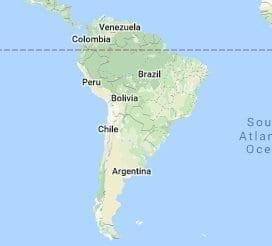 South America Unique Scenic Holidays