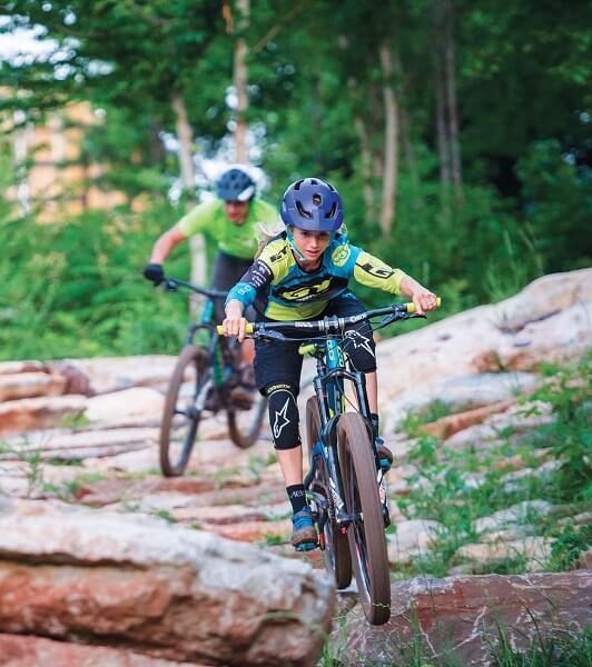 USA Bike In Park