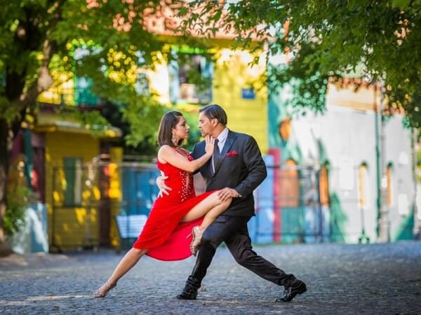 Tango In Bueno Aires