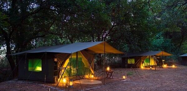 Walking Safari Accommodation