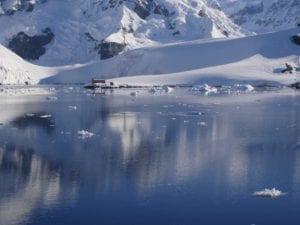 Antarctica Adventure Paradise Bay