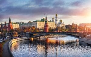 Literature Tour Russia