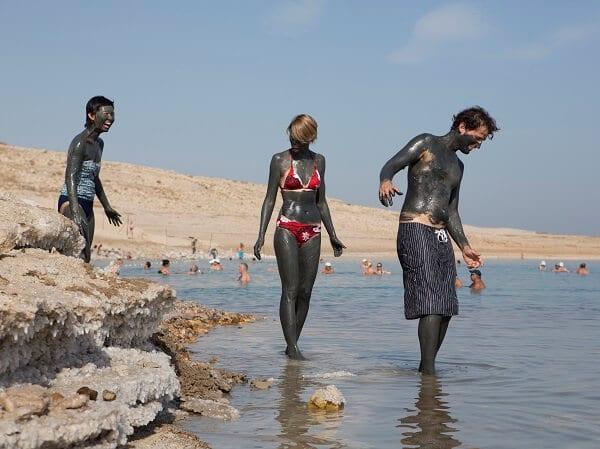 Israel Dead Sea Mud