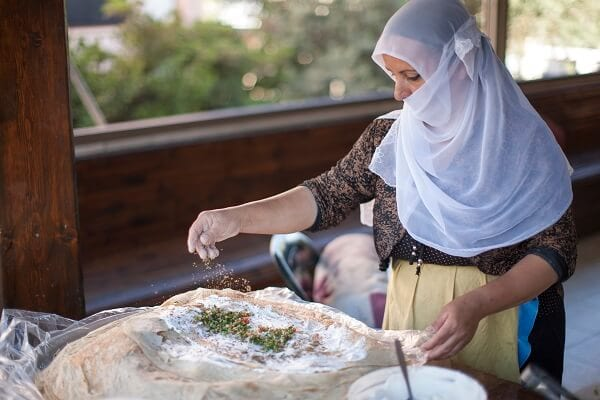 Israel Food Traditional