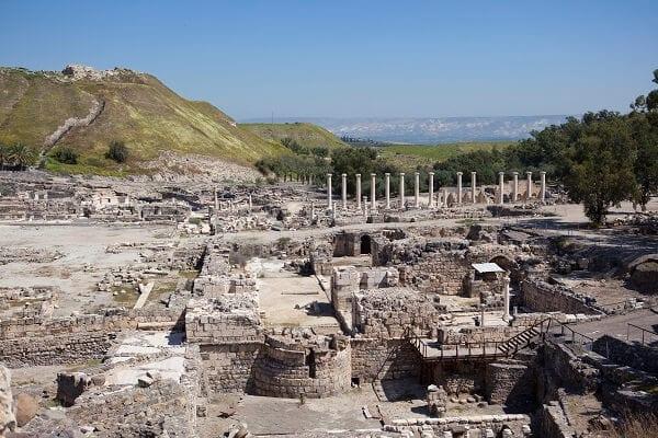 Israel Landmarks Historical