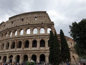 Europe Rome Colosseum
