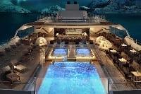 Exhibition Cruise Heated Pool