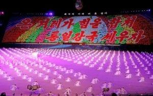North Korea Mass Games