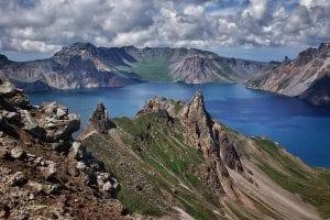 North Korea Mountain Hike