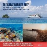 Cruise Great Barrier Reef